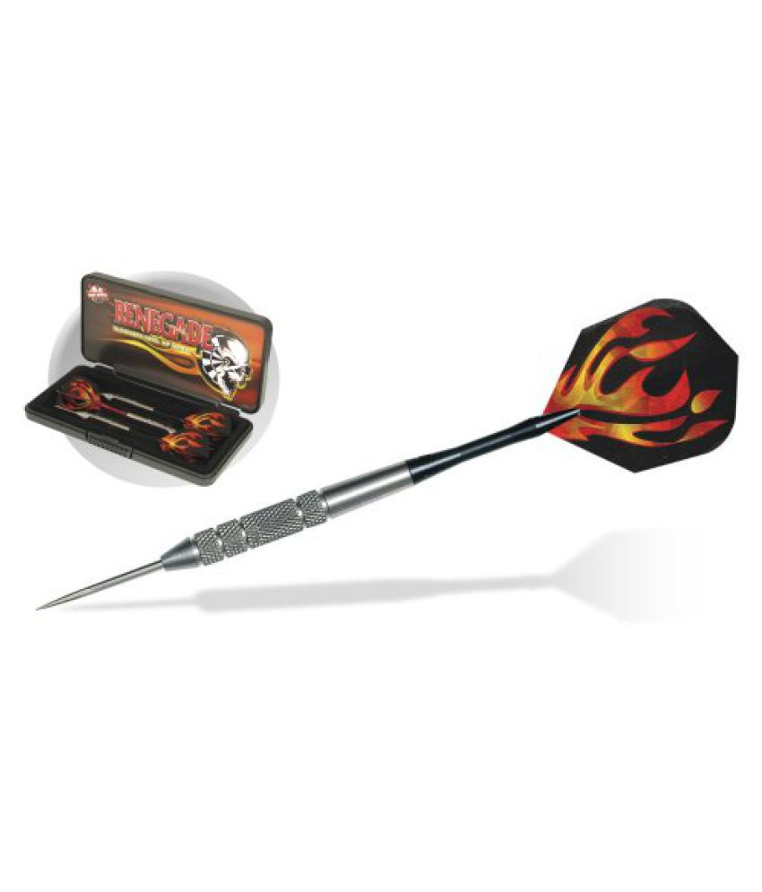 Dart World 29023 Renegade 70% Tungsten Steel Tip Dart (23-Gram)