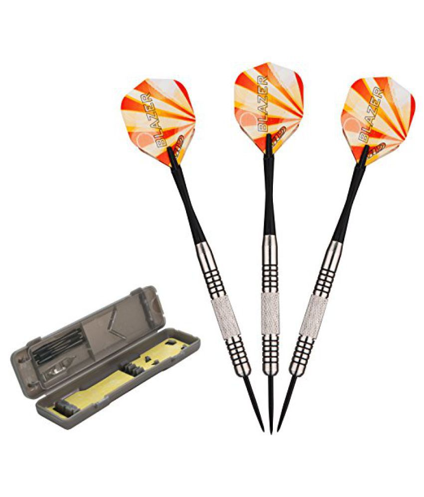 Fat Cat Blazer Steel Tip Darts, 23 Grams
