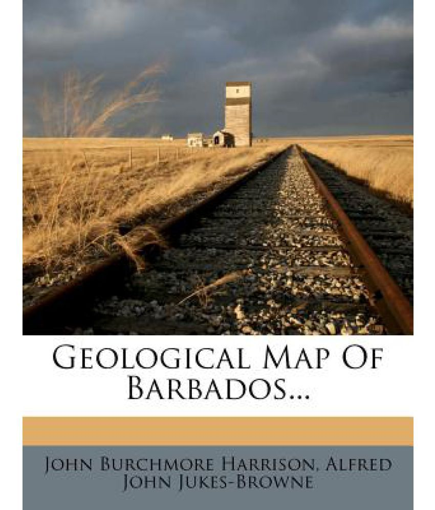 Geological Map of Barbados Geological Map of