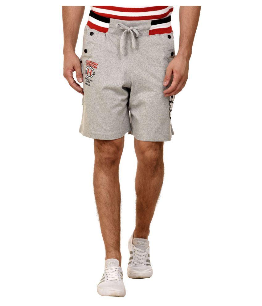 MSG Grey Shorts