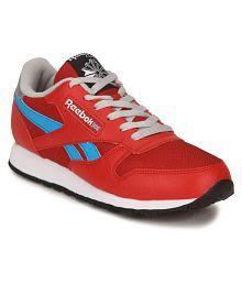 Reebok CLASSIC PROTONIUM W LP Red Casual Shoes