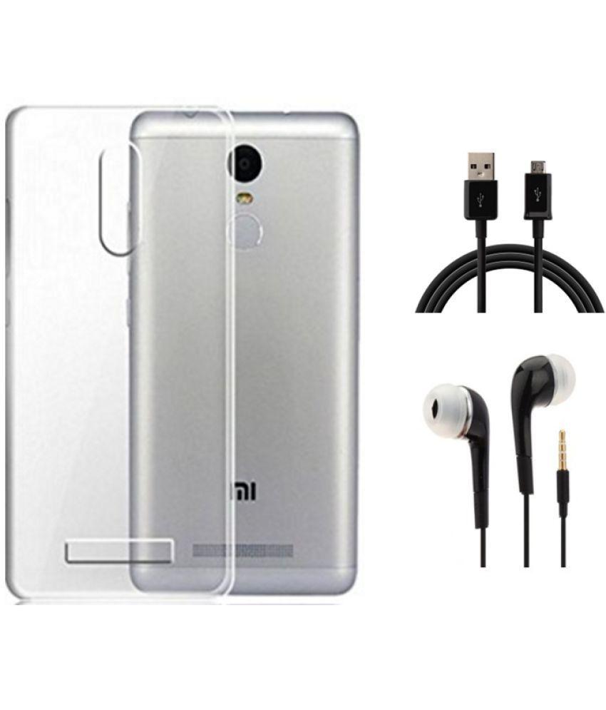 Xiaomi Redmi Note 3 Cover Combo by Tidel