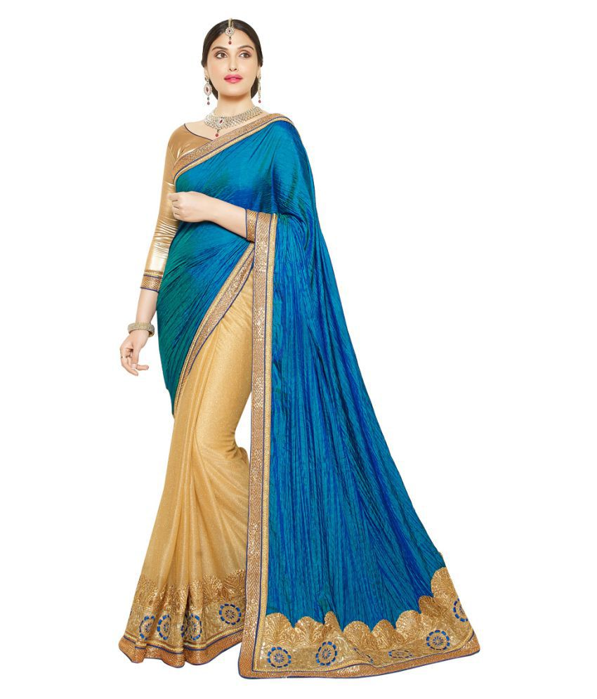 Adorn Fashion Multicoloured Silk Saree