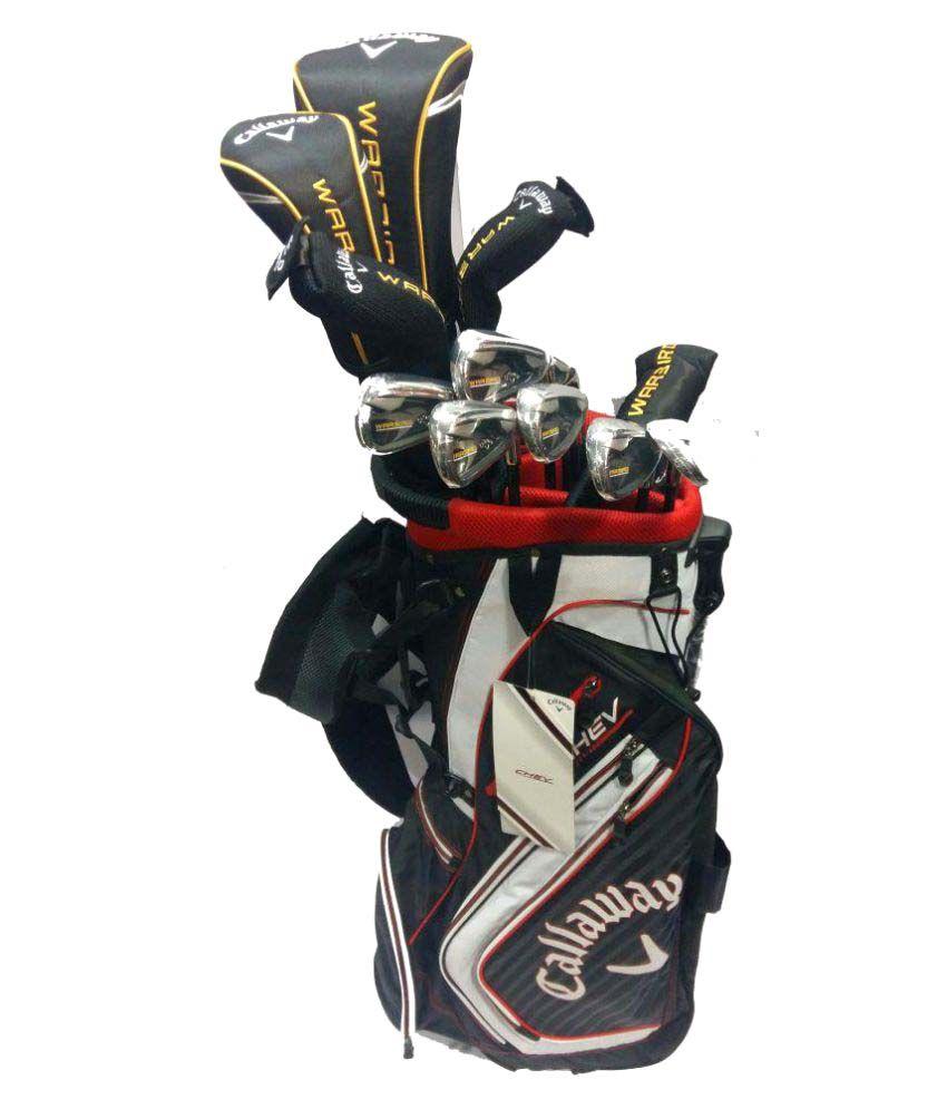 Callaway Warbird Steel Full Set With Bag 13 Pcs Online