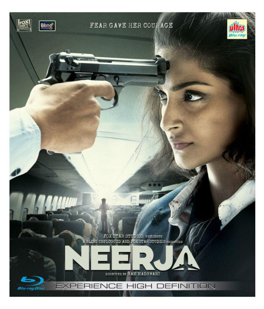 NEERJA ( Blu-ray )- Hindi