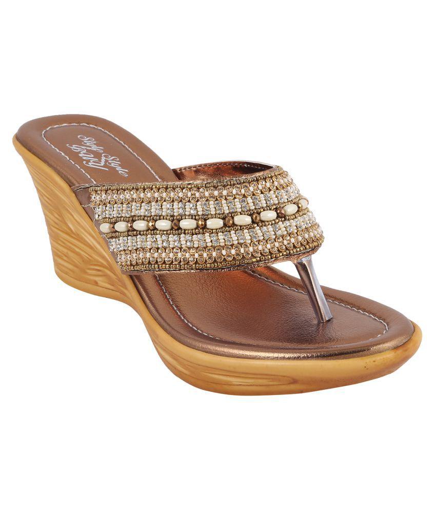 Style Buy Style Multi Color Wedges Heels