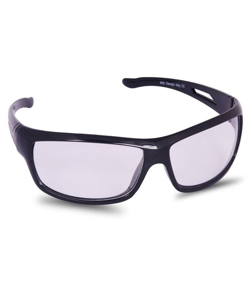 XLNC Blue Oval Sunglasses ( NDBLWH01 )