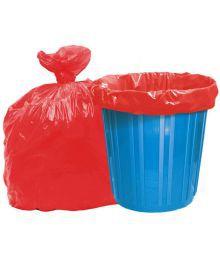 Epido Red Garbage Bag Dustbin
