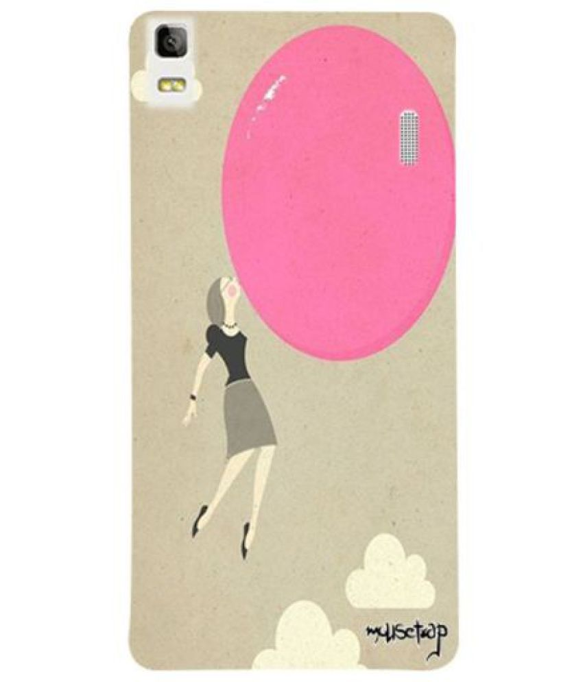 Lenovo K3 Note Printed Cover By Mouse Trap