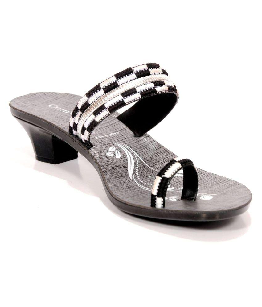 Combit Gray Wedges Heels