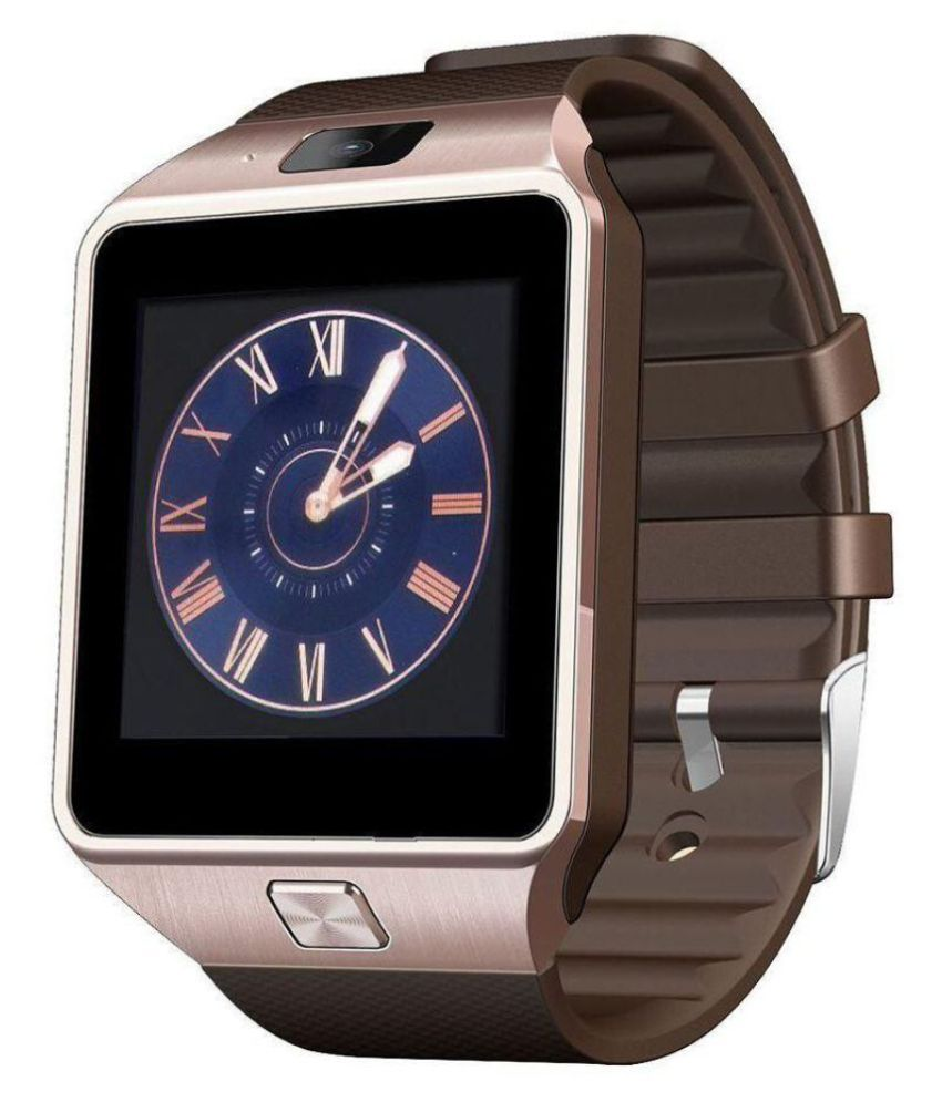 MOBICELL cloud flash Smart Watches Gold