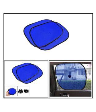 KDP Trader Car Sunshade - Blue: Buy KDP Trader Car Sunshade