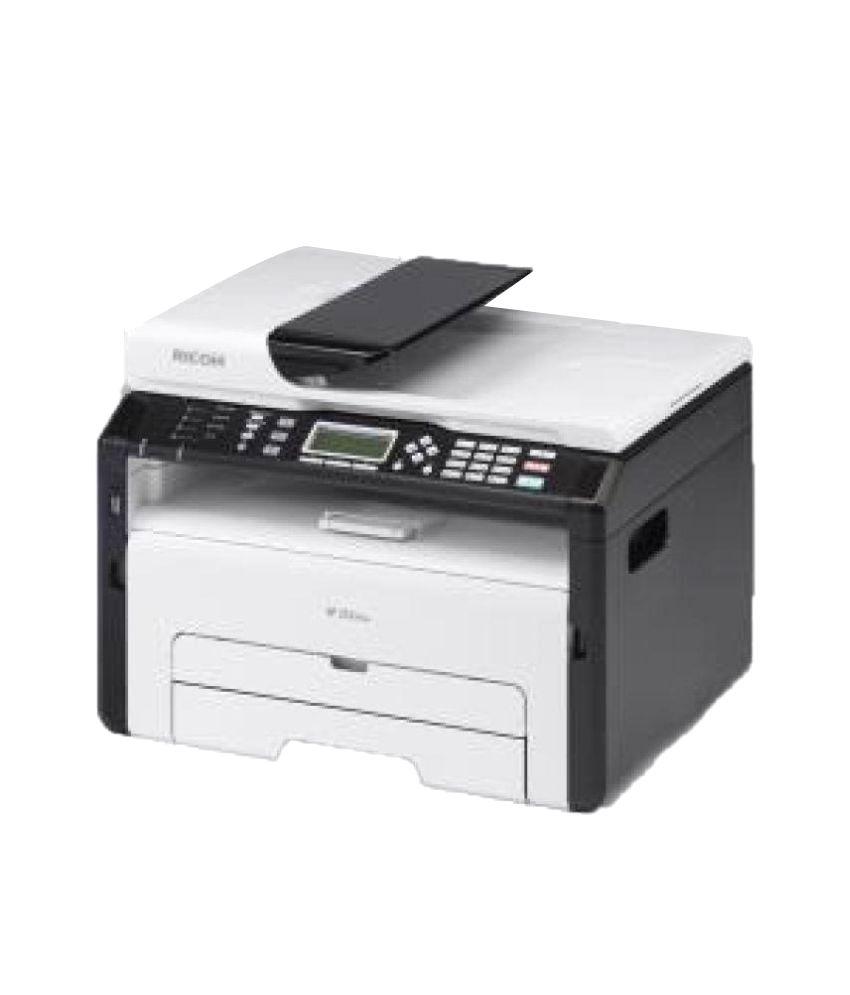 Ricoh SP 210SF Multi Function B/W Printer