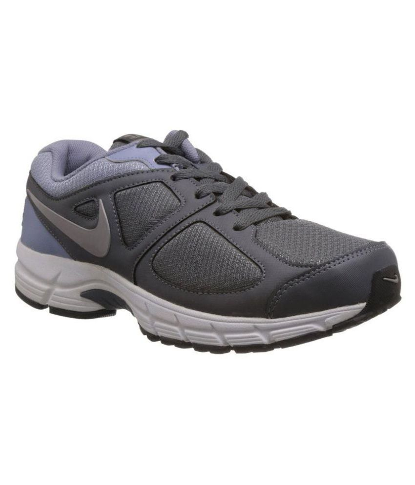 Nike Gray Running Shoes