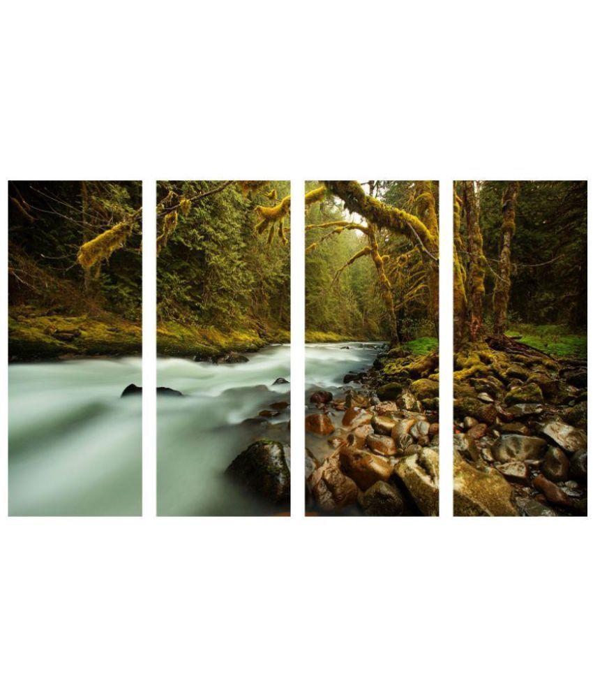 Esfore Contemporary & Stylish Printed Artwork/Painting - Amazing Nature