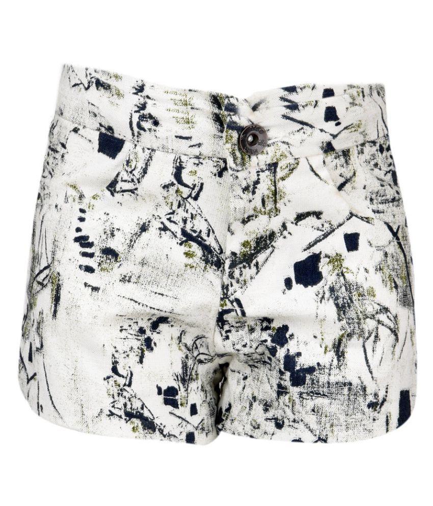 MSG Multicolour Hot Pants