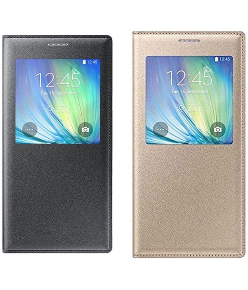 Samsung Galaxy On5 Flip Cover by Gatasmay - Multi