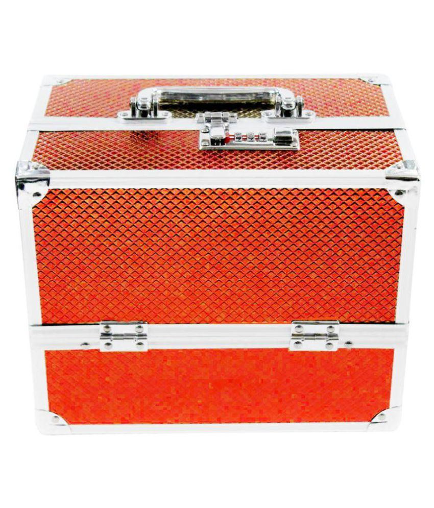 Bonanza Red Makeup Jewellery box