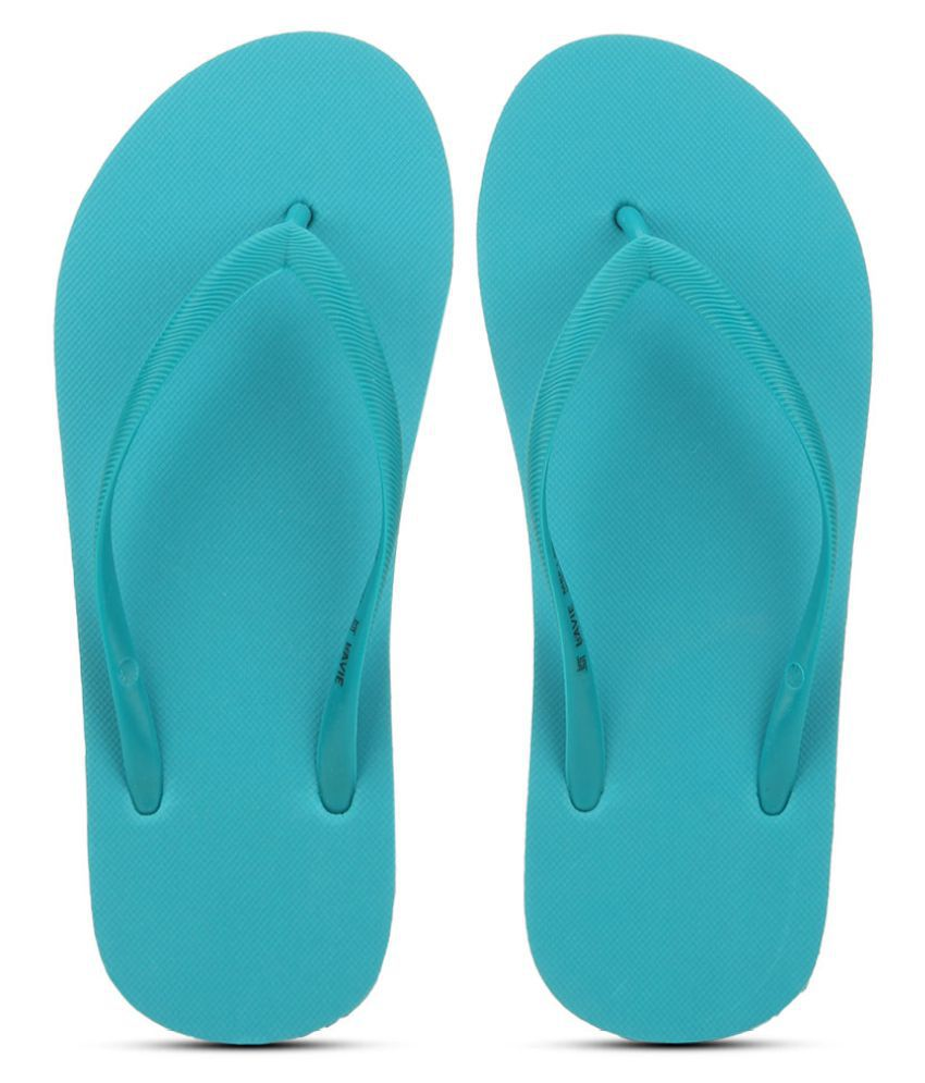 fc6d9019fe0 Lavie Blue Slippers Price in India- Buy Lavie Blue Slippers Online at  Snapdeal