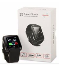 Celestech Black Smart Watches With Call Function