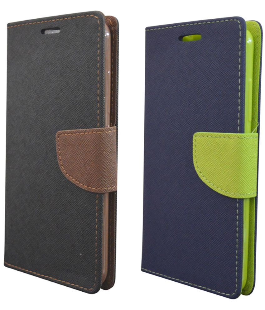 Lenovo A7000 Flip Cover by Rdcase - Multi