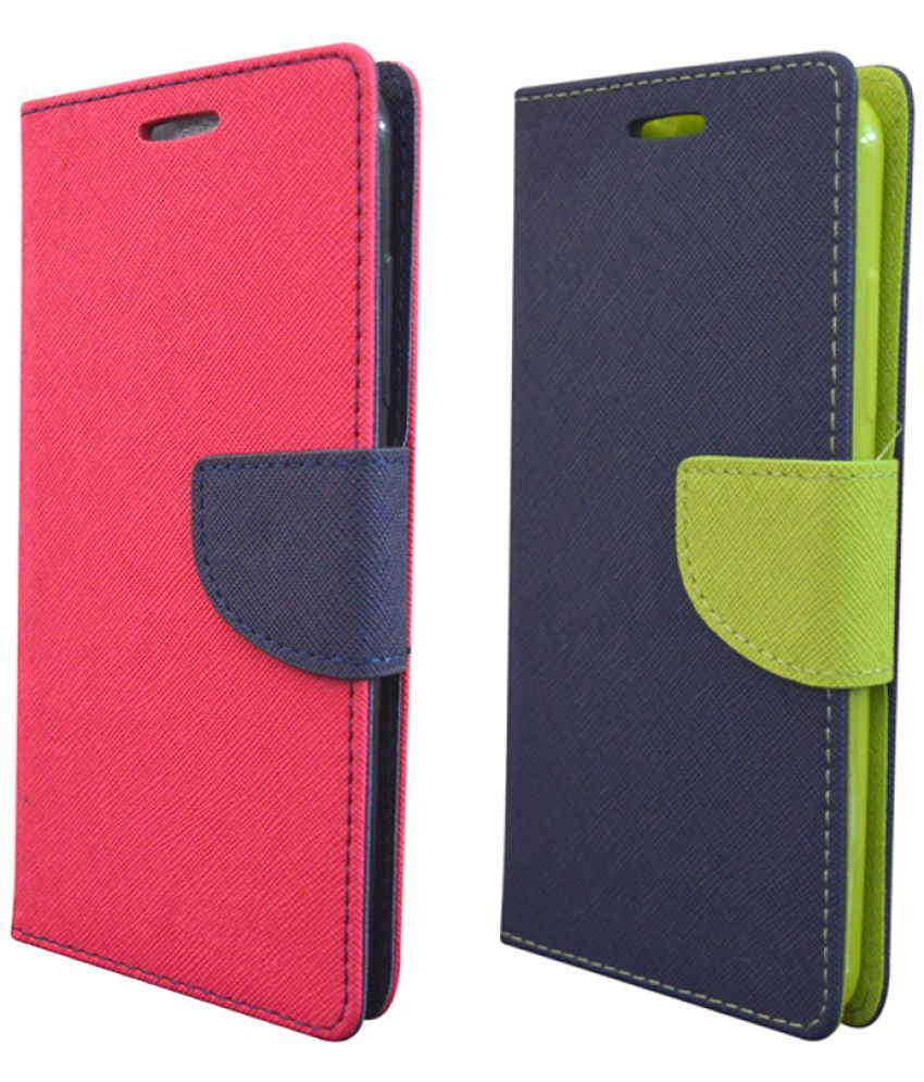 Nokia XL Flip Cover by coverage - Multi