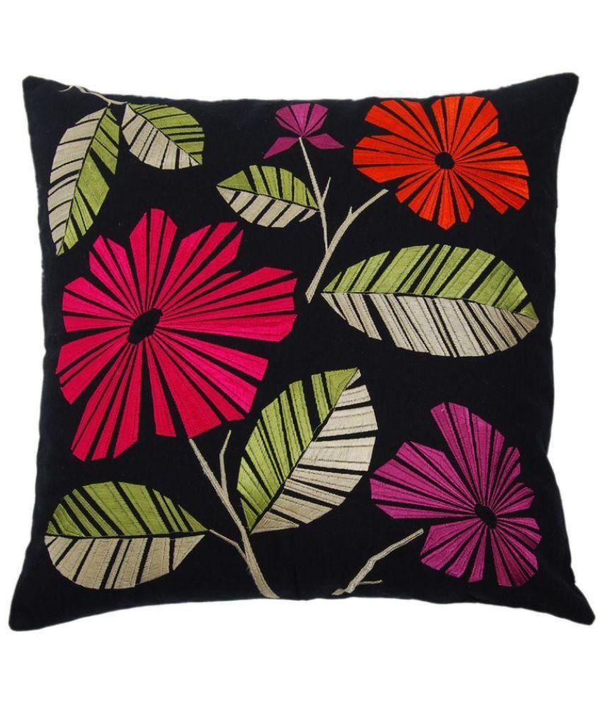 Anna Simona Single Polyester Cushion Covers