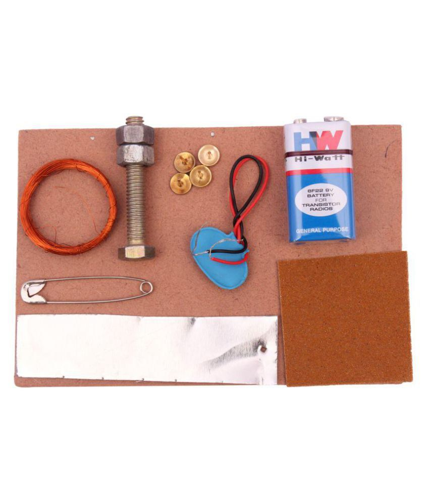 Projectsforschool Multicolor Simple Electric Bell Buy