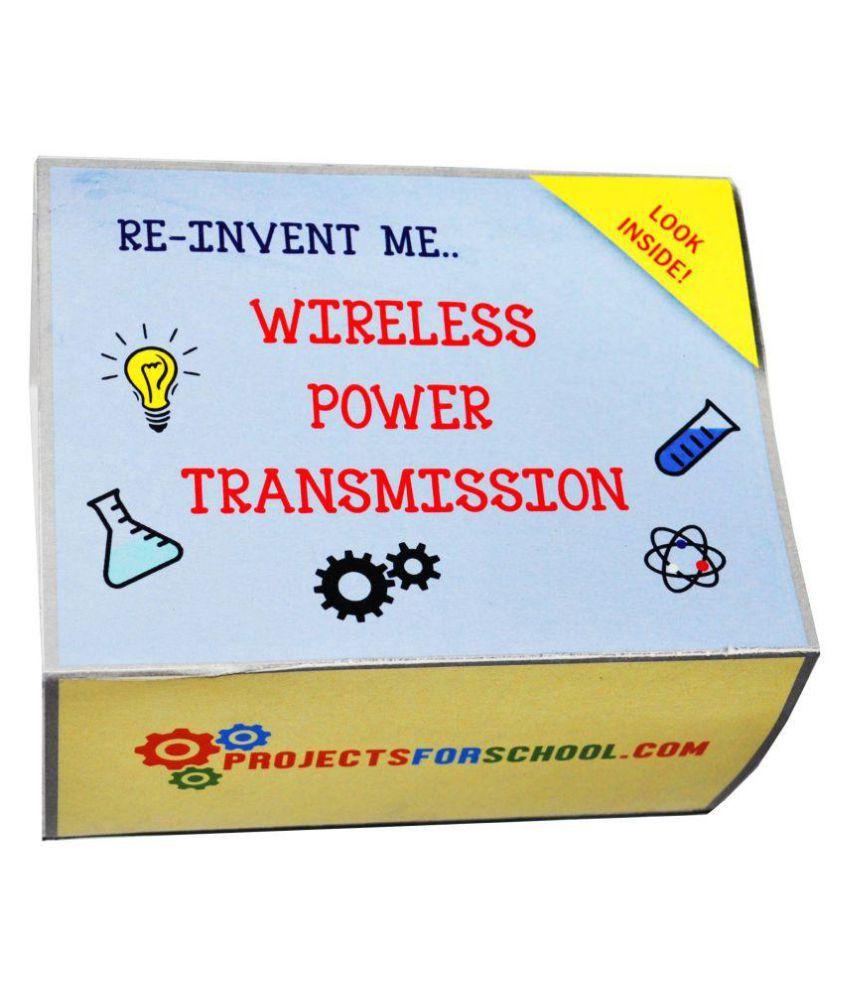 ProjectsforSchool Wireless Power Transmission Science