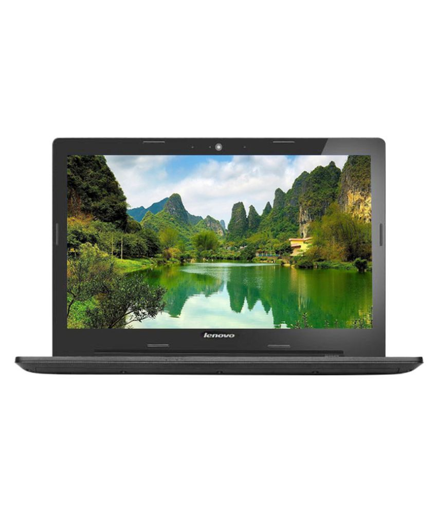 Lenovo G50-80 Notebook (80E503GBIH) (5th Generation Intel Core i3- 4GB RAM- 1TB HDD- 39.62 cm(15.6)- DOS) (Black) By Snapdeal @ Rs.26,499