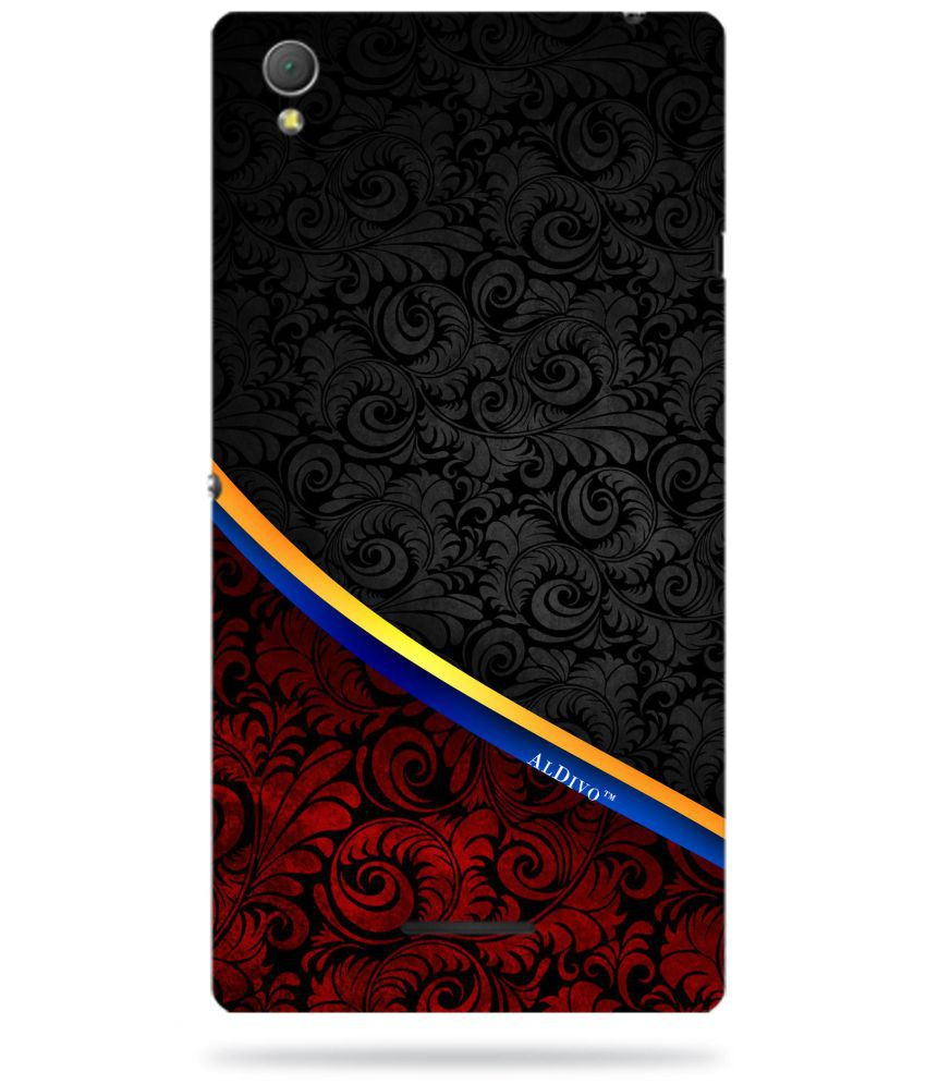 Sony Xperia T3 Printed Cover By ALDIVO