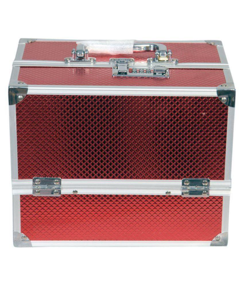 Bonanza Aluminum Jewellery Box