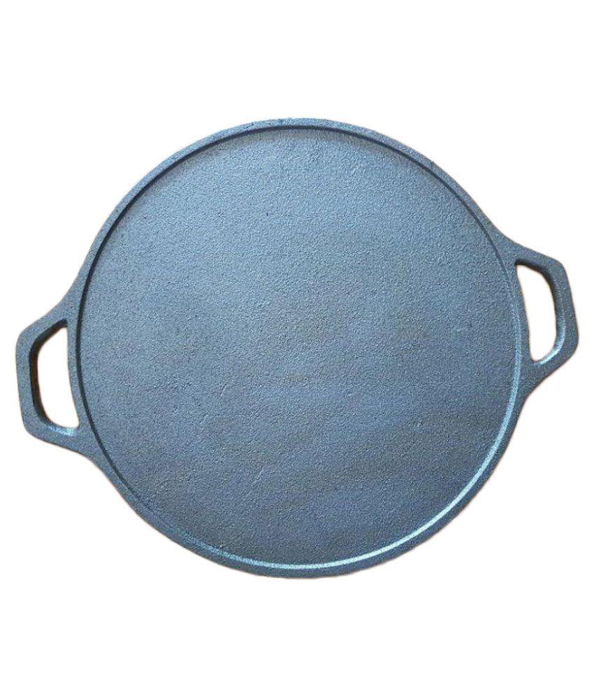 Rock Tawa Cast Iron Tawa 32 mm