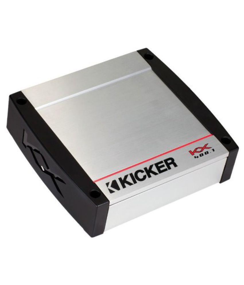 Kicker 02012KX4001 Amplifier