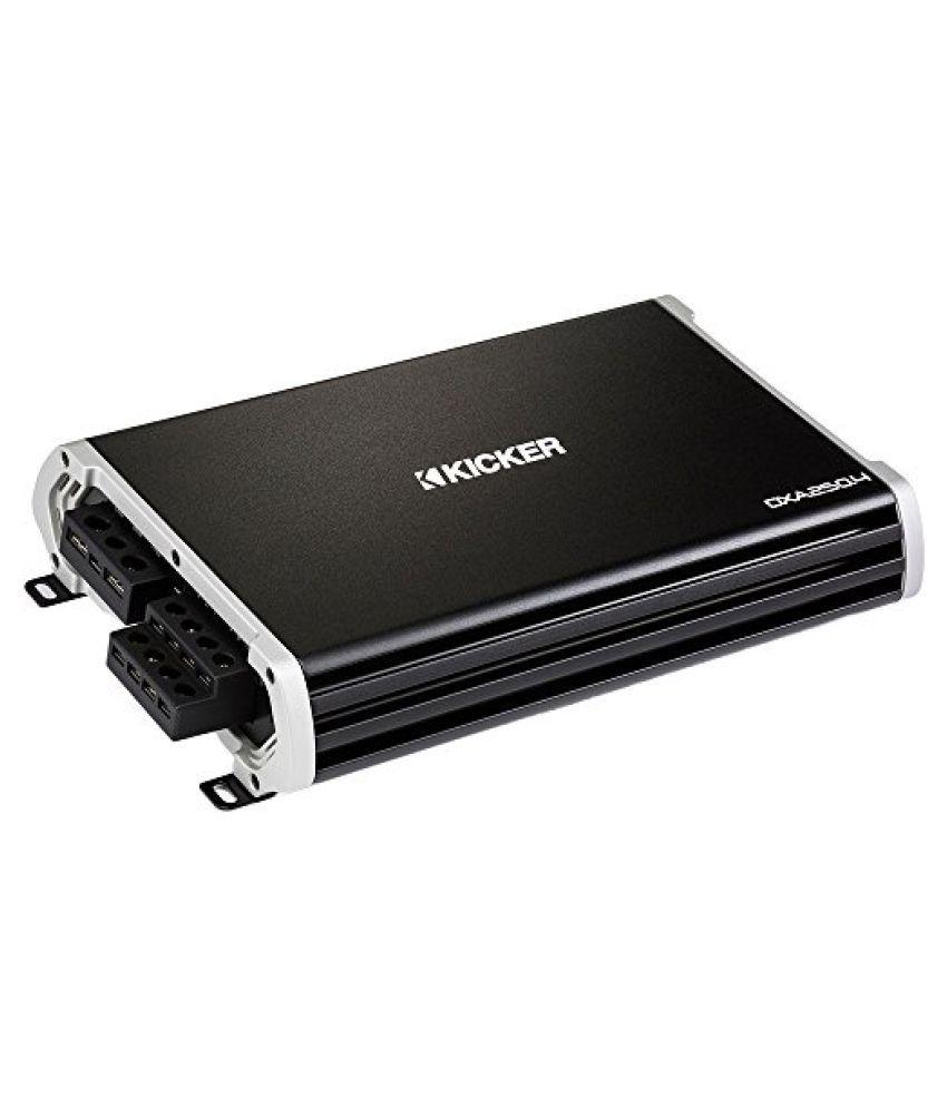 Kicker 43DXA2504 Amplifier