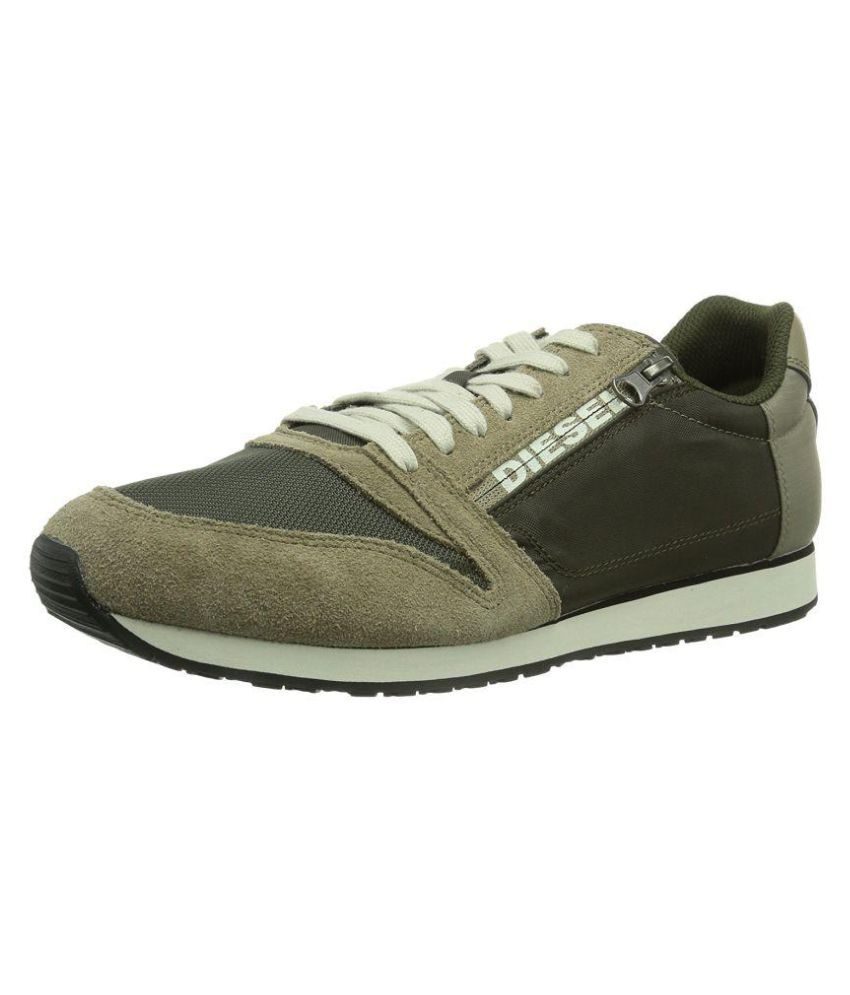257540022f Diesel Sneakers Olive Casual Shoes - Buy Diesel Sneakers Olive Casual Shoes  Online at Best Prices in India on Snapdeal