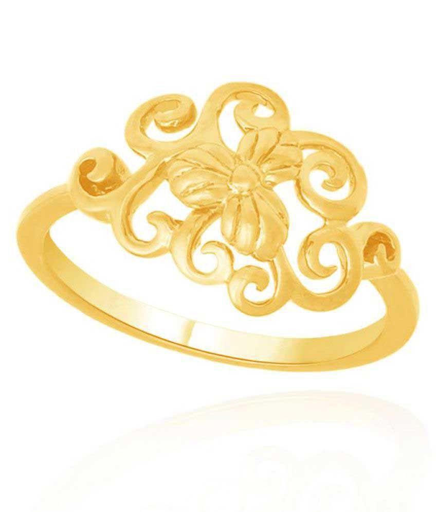 Maya Gold 22k Yellow Gold Ring