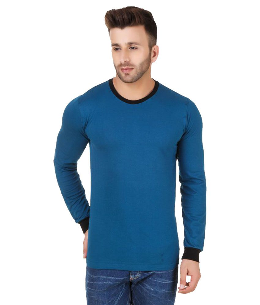 Fabstone Collection Turquoise Round T-Shirt