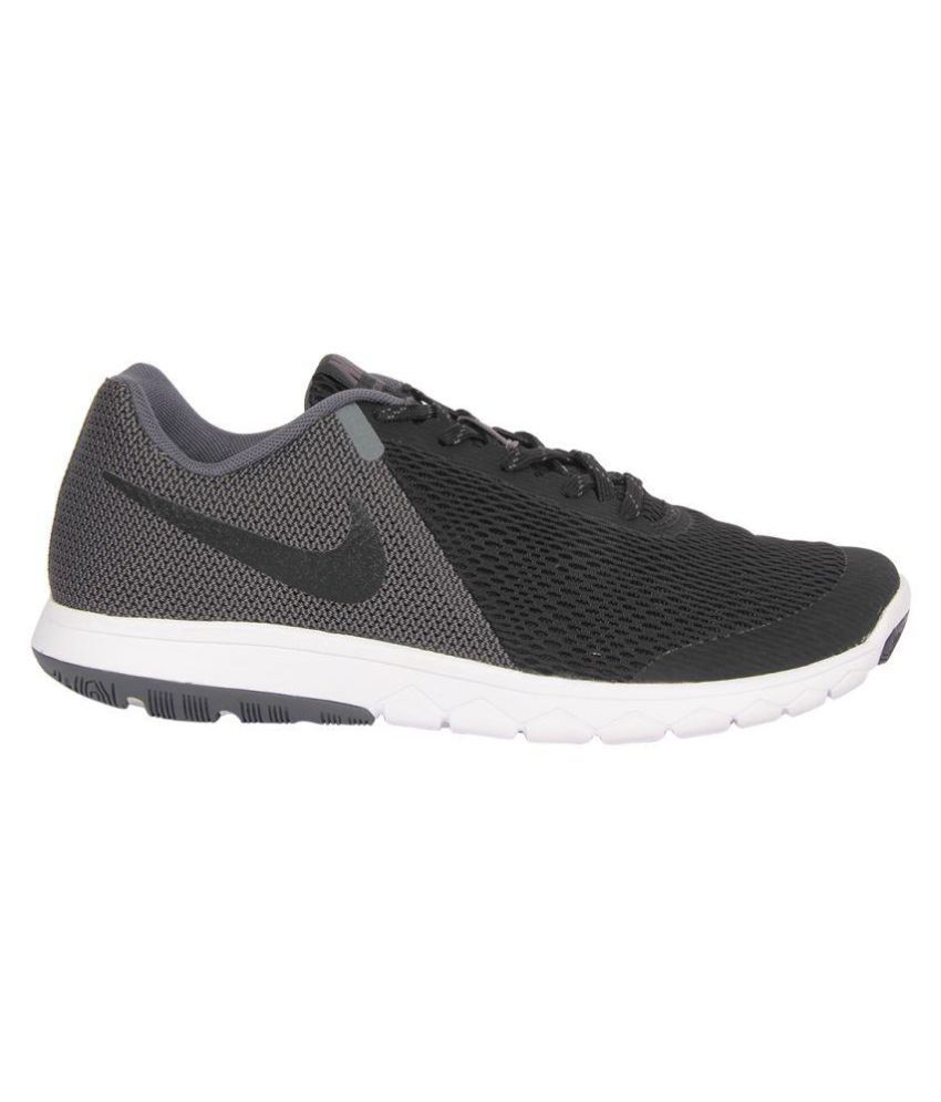 Nike Flex Experience RN 5 Black Running Shoes - Buy Nike Flex ... 73f60d62d
