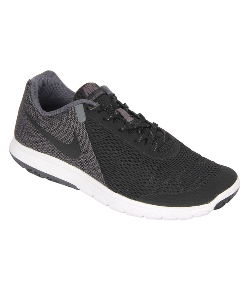 0c5f7c77607 Nike Flex Experience RN 5 Black Running Shoes - Buy Nike Flex Experience RN  5 Black Running Shoes Online at Best Prices in India on Snapdeal