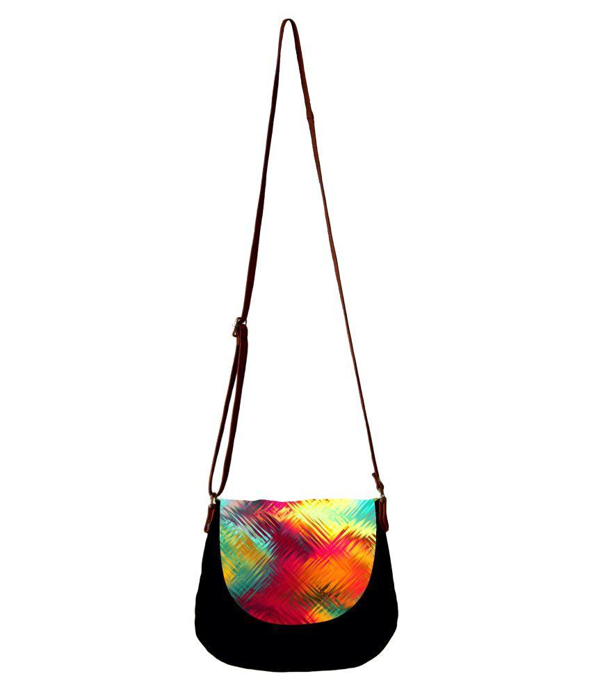 Barisa Epic Multi Canvas Sling Bag