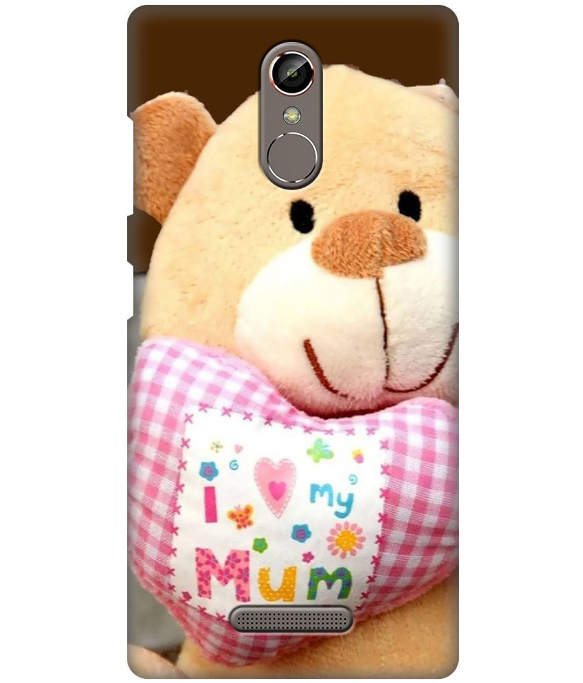 online store b7f52 8b72d Gionee S6s Printed Cover By ZAPCASE