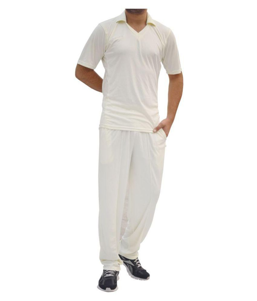 Verified Booster Micro Polyester Cricket Dress