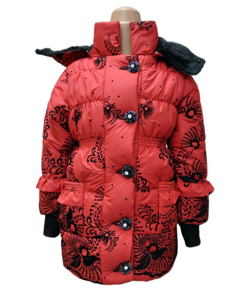 Come In Kids Printed Jacket
