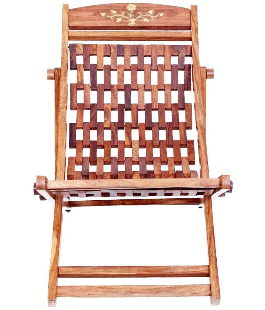 MCT Sheesham Wood Eyse Chair