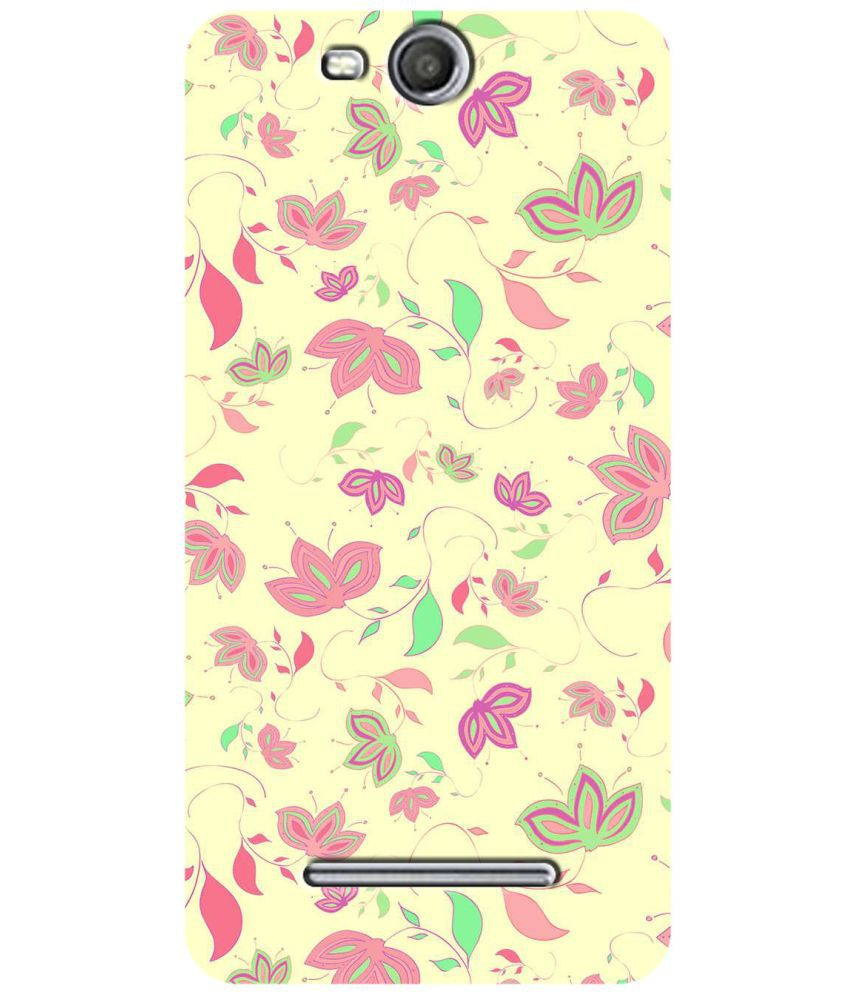 Micromax Canvas Juice 3 Printed Cover By SWAGMYCASE