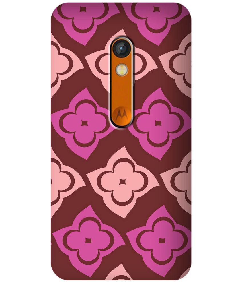 Motorola Moto X Play Printed Cover By SWAGMYCASE