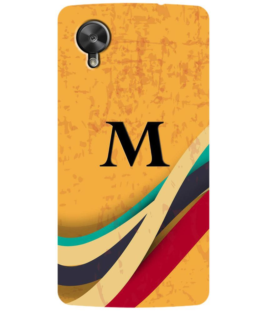 Google Nexus 5 Printed Cover By SWAGMYCASE