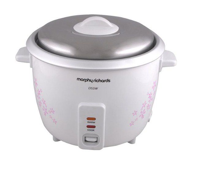 Morphy Richards India: Morphy Richards 1.5 Ltr D55W Electric Cooker Price In