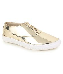 Sapatos Gold Sneakers